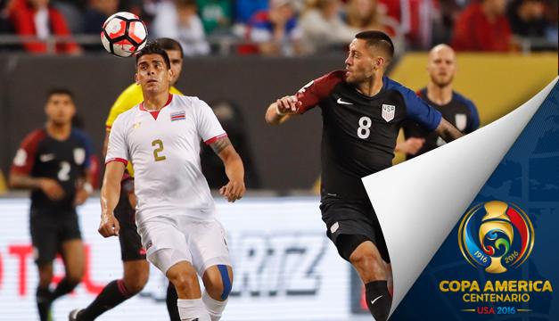 1-0. EE.UU. pasa a cuartos y deja a Paraguay en la cuneta