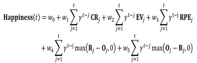 Ecuación de la felicidad