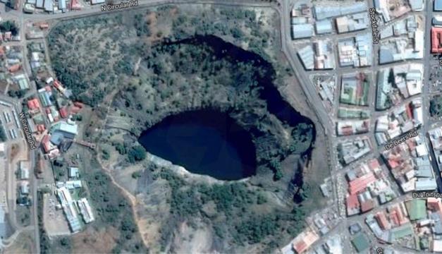 El gran agujero africano