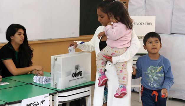 Elecciones peruanas