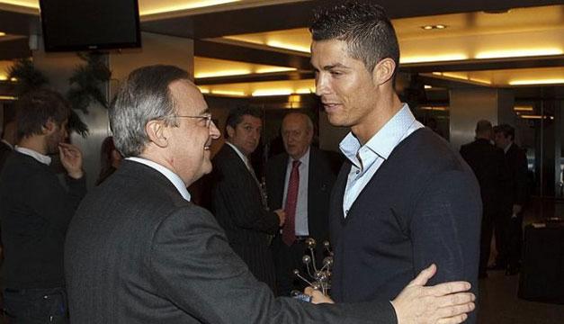 Florentino-Perez-Cristiano-Ronaldo