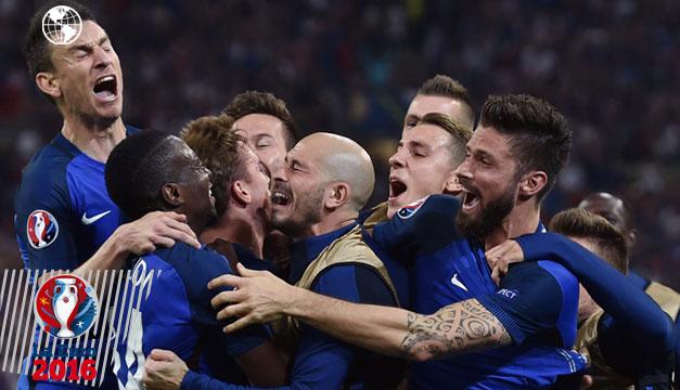 Francia-festejo