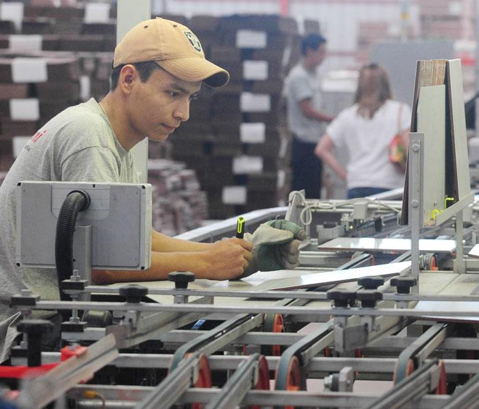 Industria-trabajo