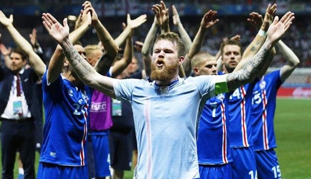 Jugadores-Islandia