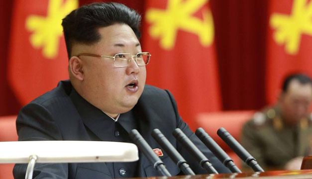 Kim Jong-un-Xinhua