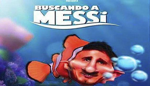 """¡Los """"memes"""" acaban con Messi!"""