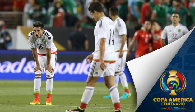 México recibe de Chile su peor goleada en un partido oficial