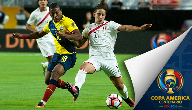 2-2. Perú desperdicia su ventaja ante un Ecuador que reaccionó a tiempo