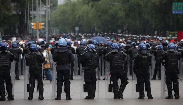 Protesta-maestros-Mexico