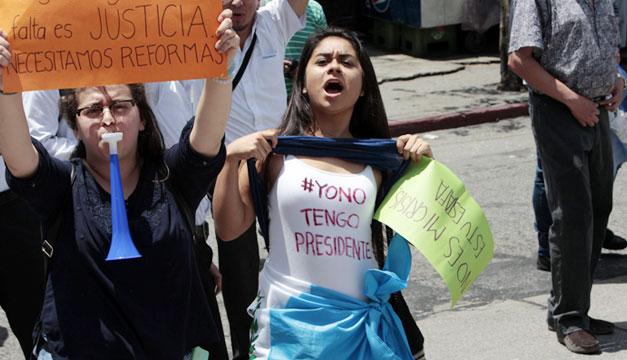 Protestas-en-Guatemala