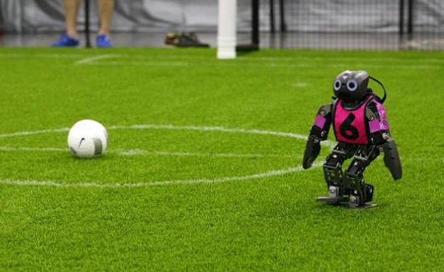 Robots-fútbol