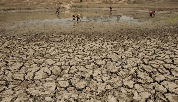 agua en india-xinhua
