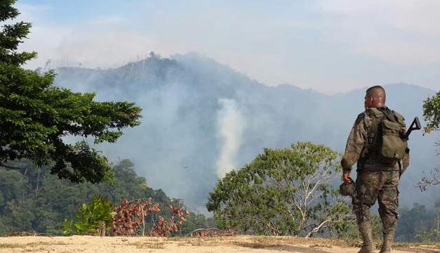 contaminación de guatemala-efe