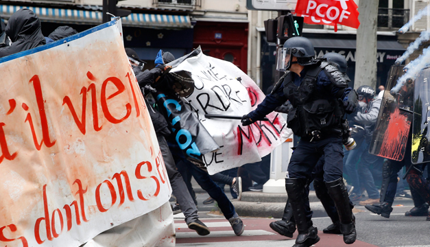manifestacion francia-efe