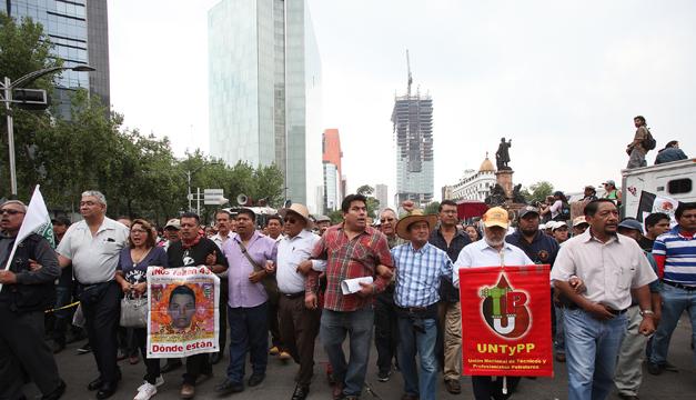 manifestacion mexico-efe