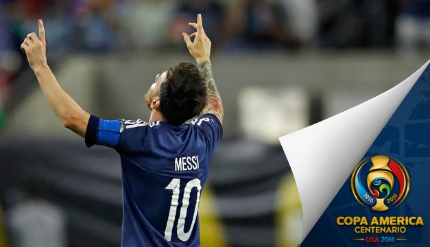 """Messi: """"Ojalá podamos levantar esta Copa que tanto deseamos"""""""