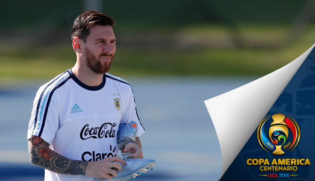 Messi carga duro contra la AFA