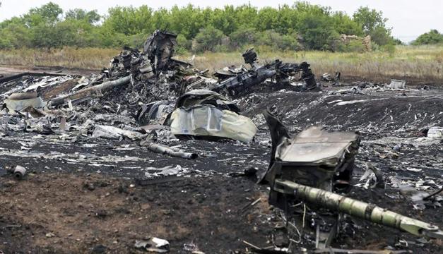 tragedia del MH17- efe