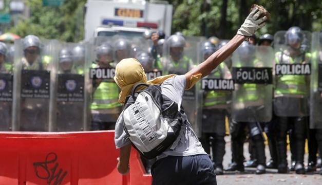 venezuela-estudiantes