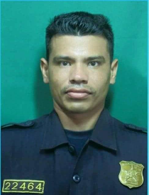 Agente fallecido, Jesús Lizama Lovo