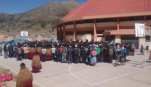 Fotografía tomada de periódico El Comercio, Perú.