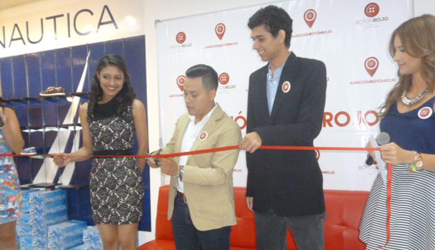 b7c06a8b3 Botón Rojo abre nueva tienda - Diario El Mundo