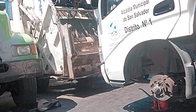 Camion-alcaldia-San-Salvador
