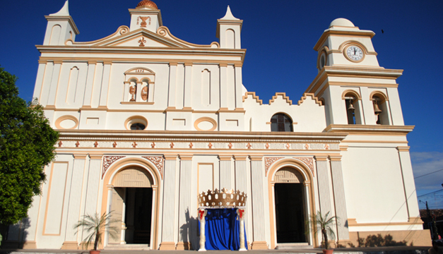 Catedral-de-Chalatenango