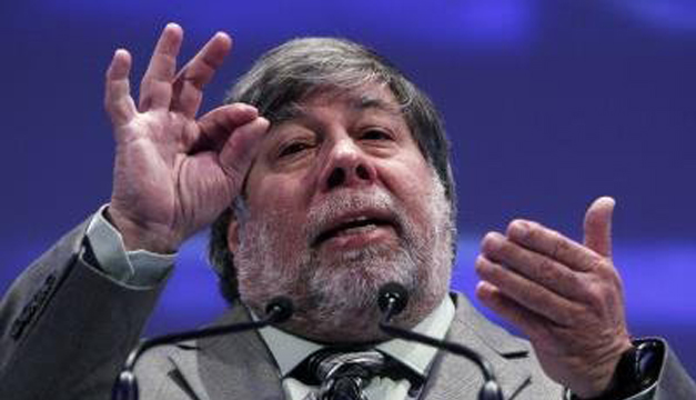 Confundador de Apple: Steve Wozniak