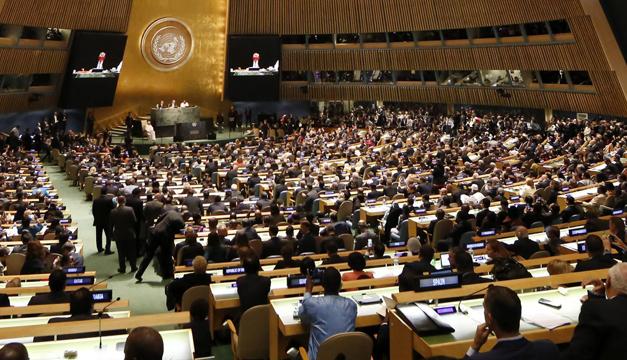 Cumbre-ONU