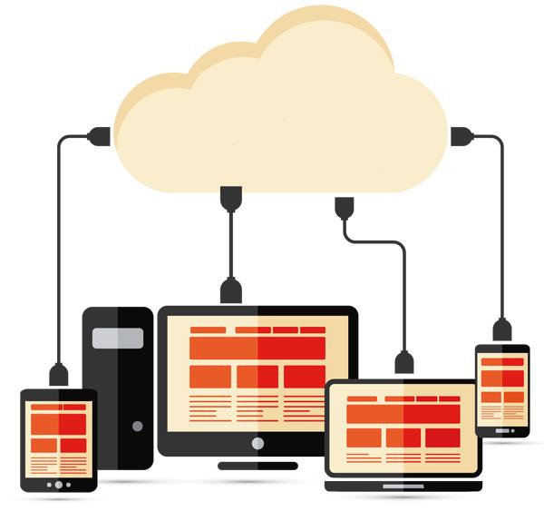 Datared-nube-internet