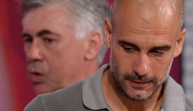 Guardiola-Ancelotti