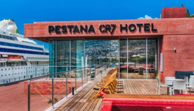 Hotel de Cristiano Ronaldo