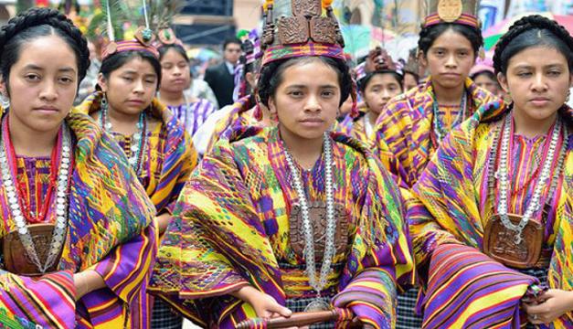 Indigenas-de-Guatemala