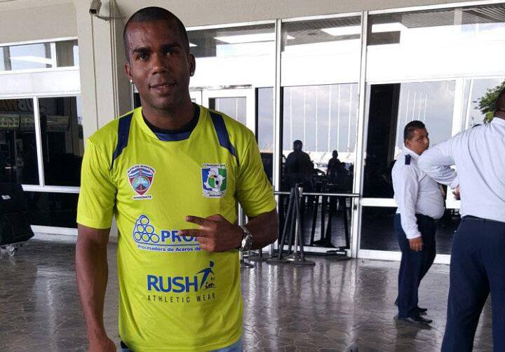 Jackson de Oliveiria será presentado mañana ante la afición cocotera. Cortesía: Sonsonate FC