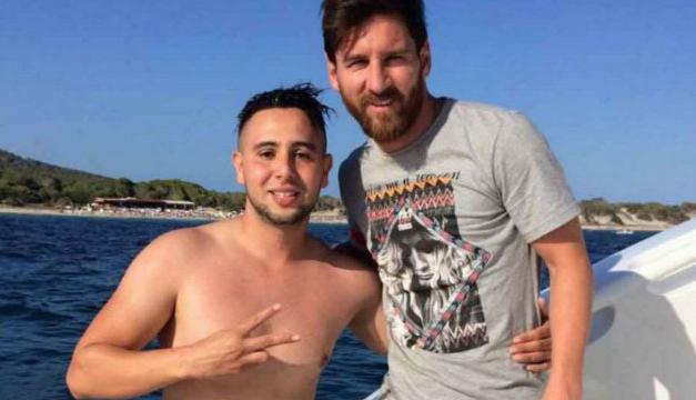 Lionel Messi- Fanatico