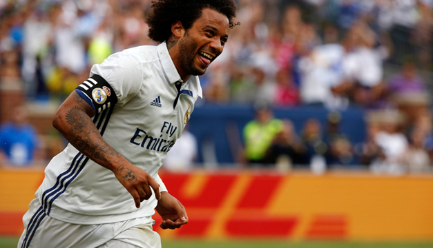 Marcelo-Real Madrid