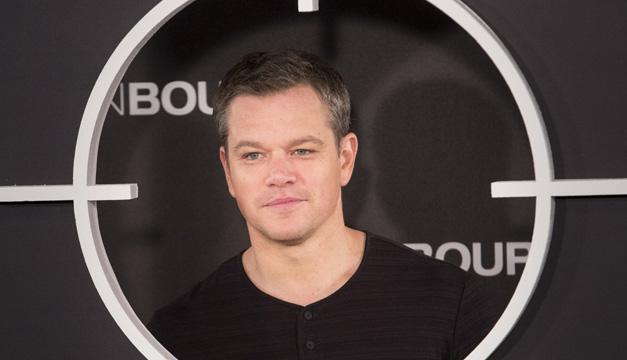Matt Damon-efe
