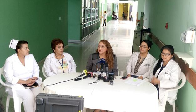 Fotografía: Tomada de Ministerio de Salud.