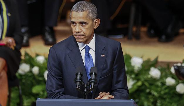 Obama discurso DALLAS
