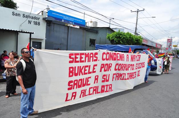 PROTESTA-Bloque-Sindical-Municipal-BSM-Contra-Nayib-Bukele