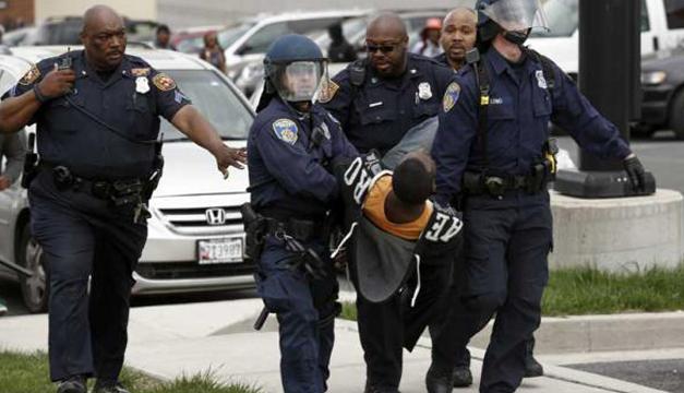 Policia-de-Baltimore