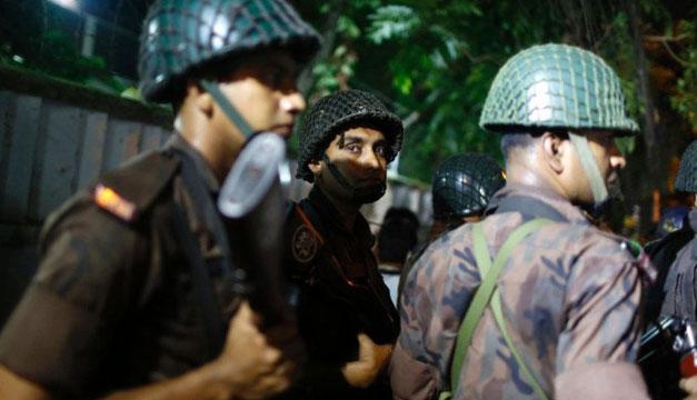 Policias-Bnagladesh
