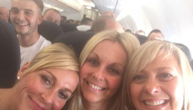 Selfie-Amigas-Viaje