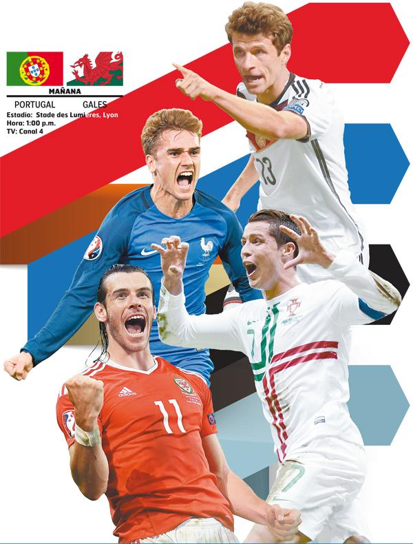 Semifinales-Eurocopa