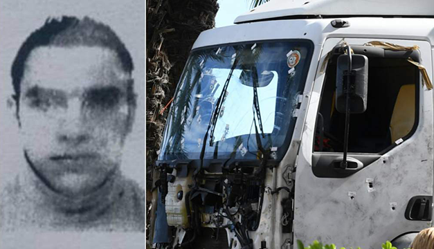 Terrorista Niza
