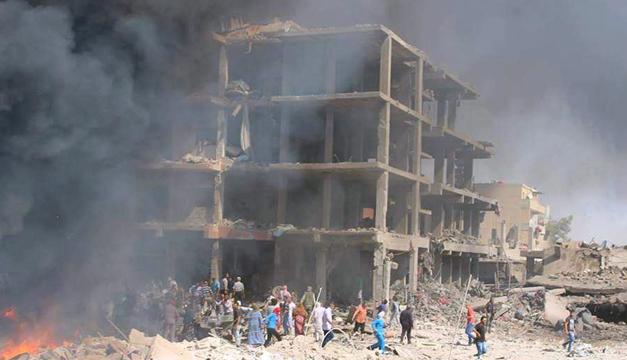 ataque siria-agencia SANA