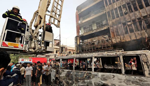 atentado irak-efe