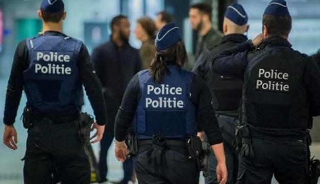 belgica policia-efe