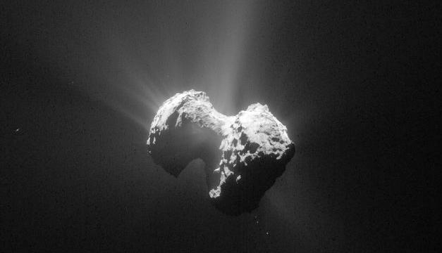 cometa-Churyumov-Gerasimenko